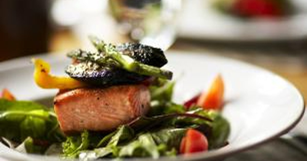 Heart healthy side dishes to go with fish livestrong com for What sides go with fish