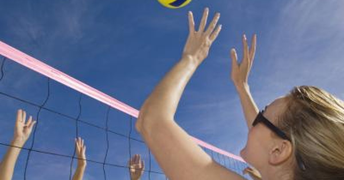 Newton's Laws of Motion Relating to Volleyball