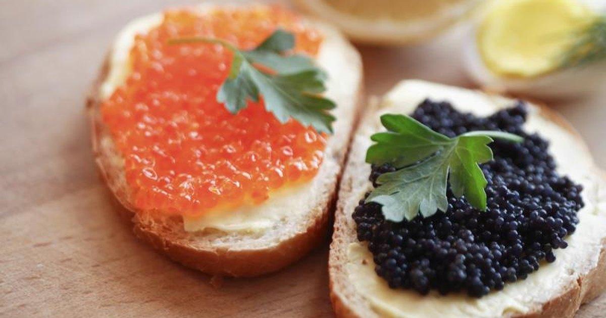 Black caviar and immune system livestrong com for Black caviar fish
