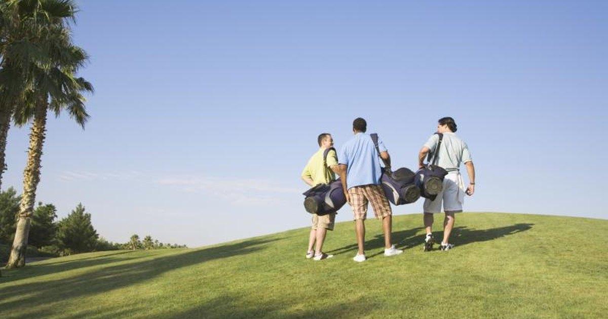 Fun Games to Play in a Scramble Golf Tournament ...