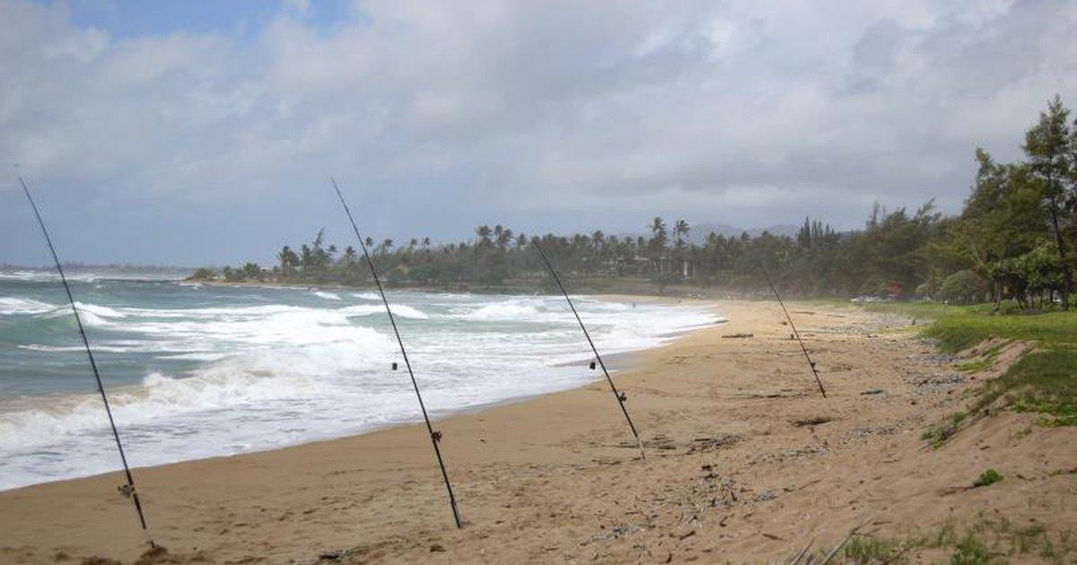 Shore fishing in kauai hawaii livestrong com for Fishing in kauai