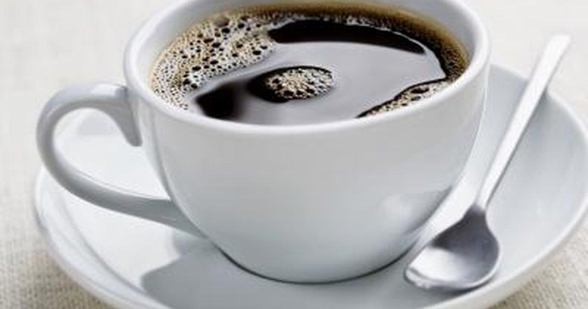 Black Coffee With Sweetener Calories