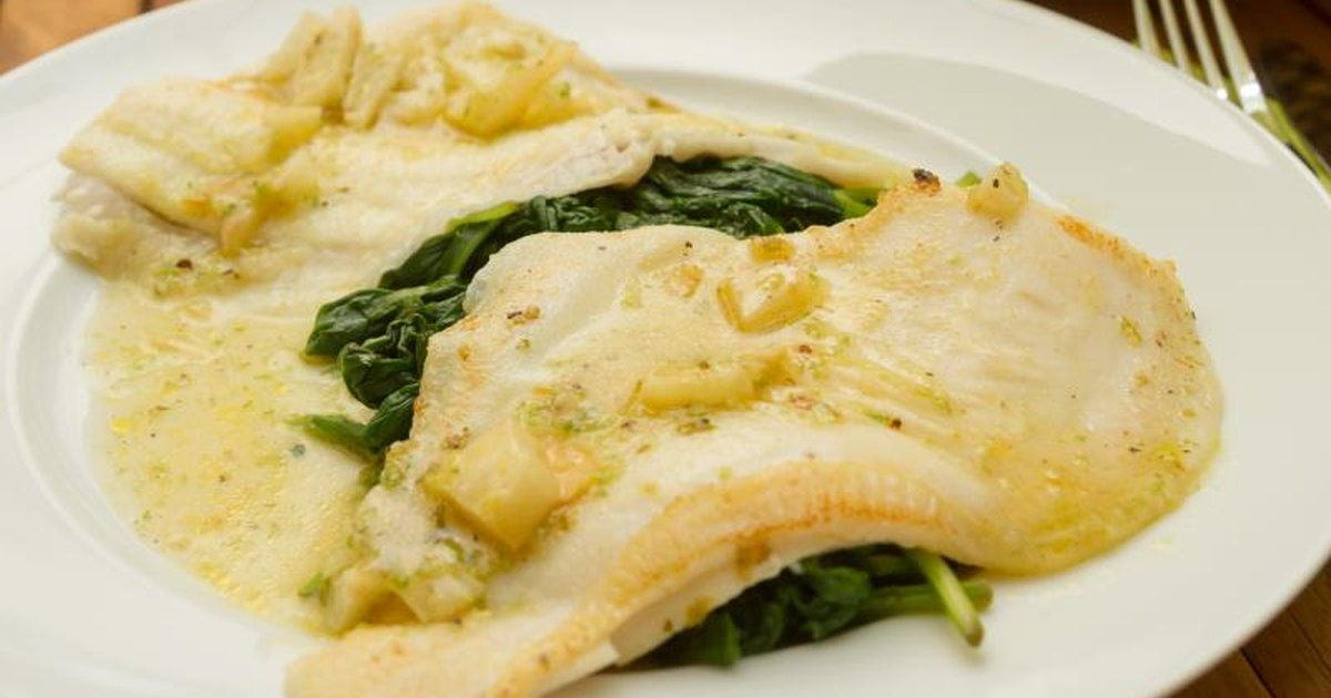 how to cook flounder with skin on