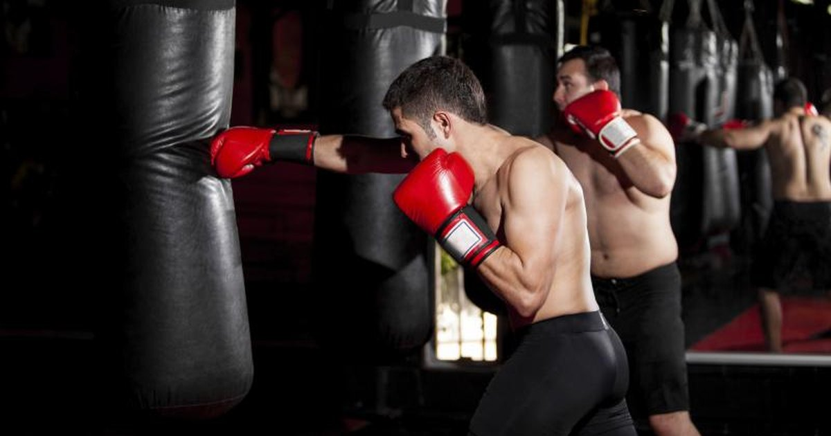 different types of boxing stances livestrongcom