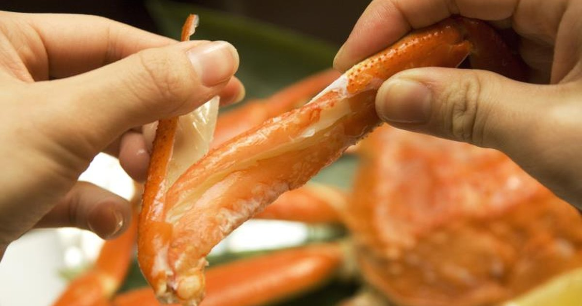how to cook crab meat out of the shell