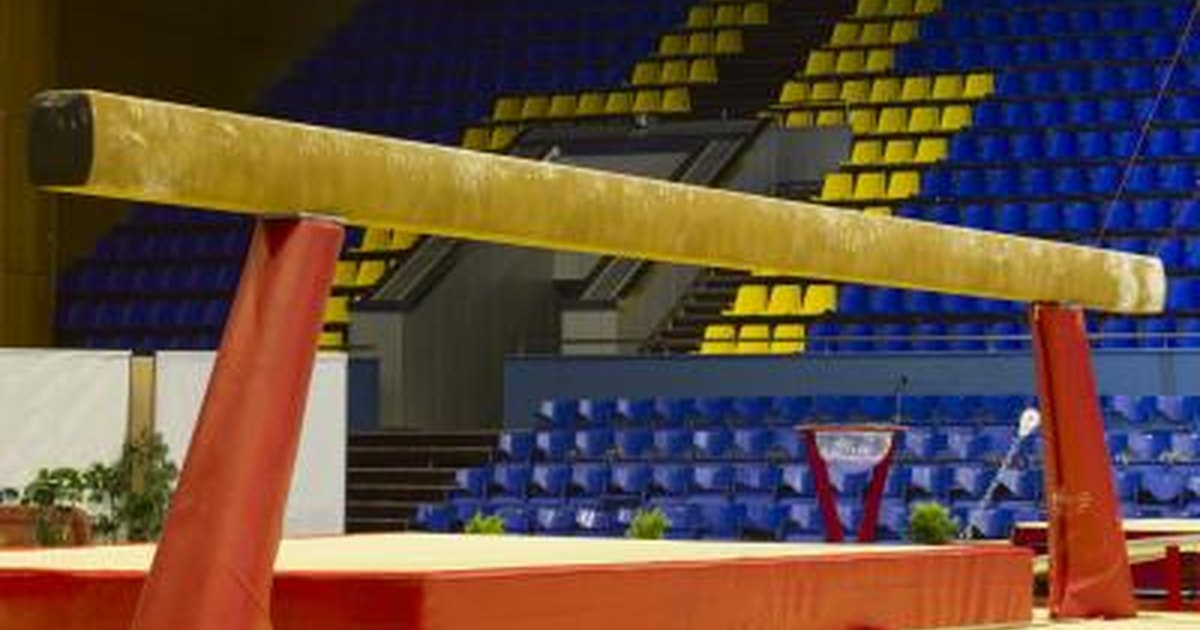 What Are The Dimensions Of A Balance Beam Livestrong Com