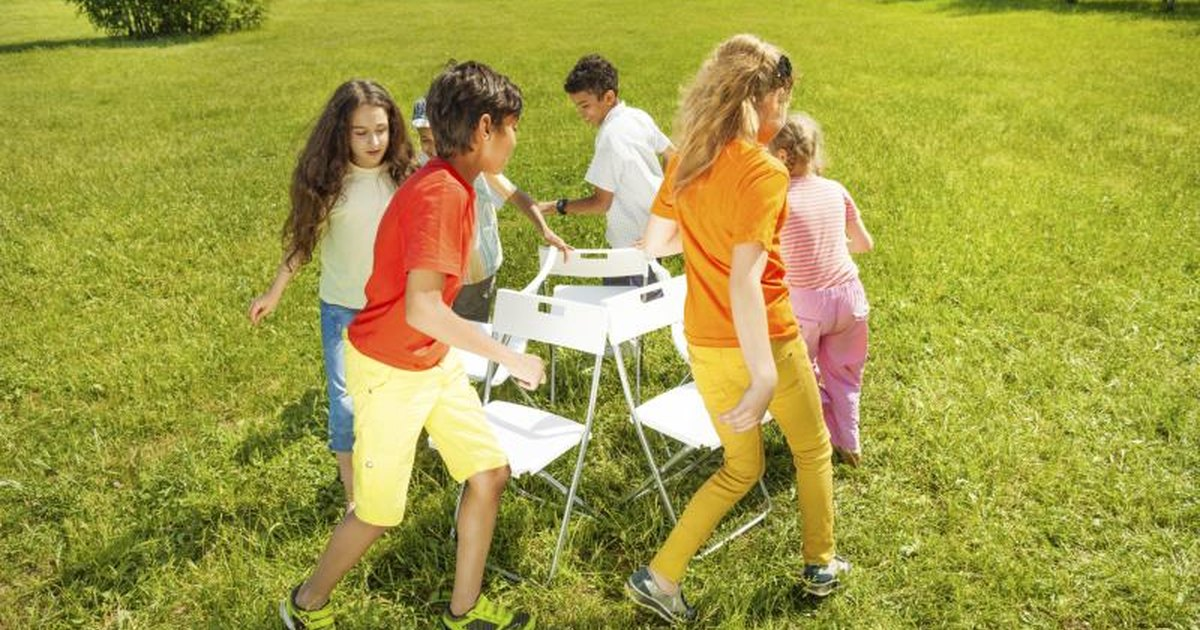 Non Competitive Games For Kids Livestrong Com