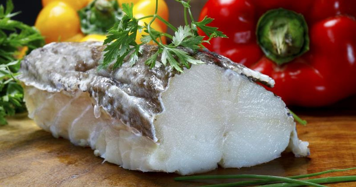 Nutrition of cod fish livestrong com for Cod fish protein