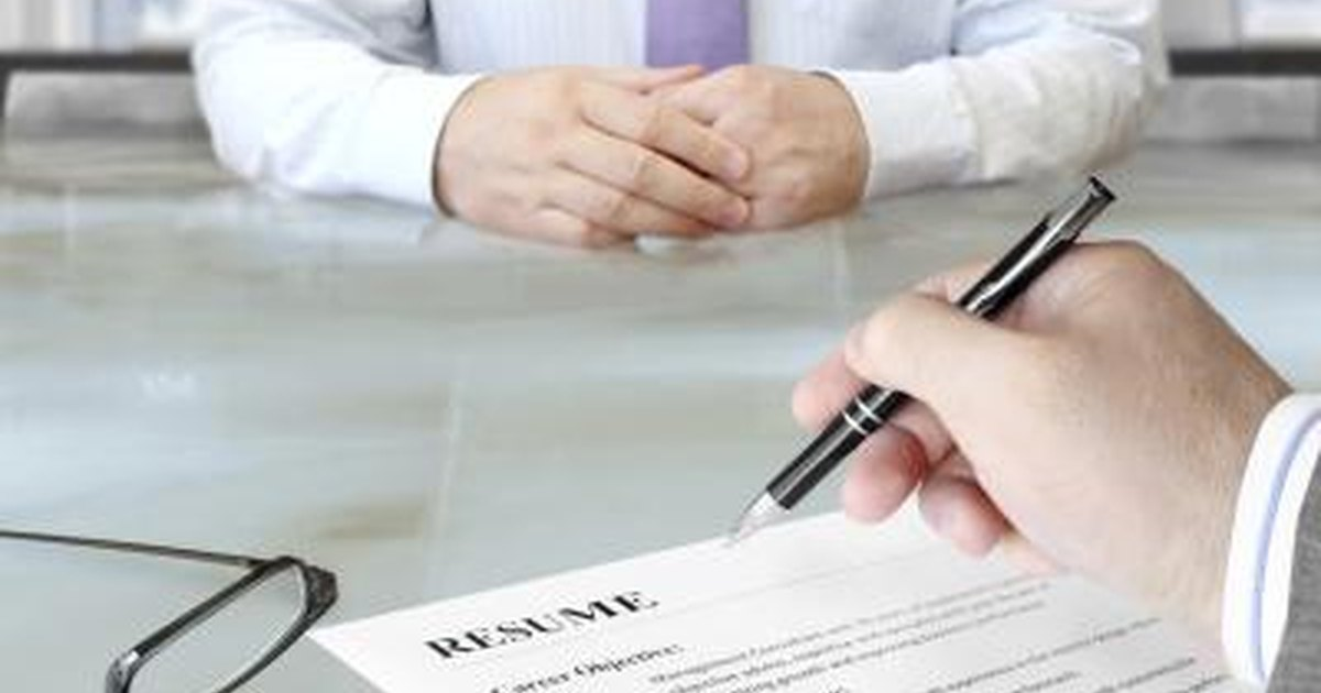 how to write a resume objective for a non