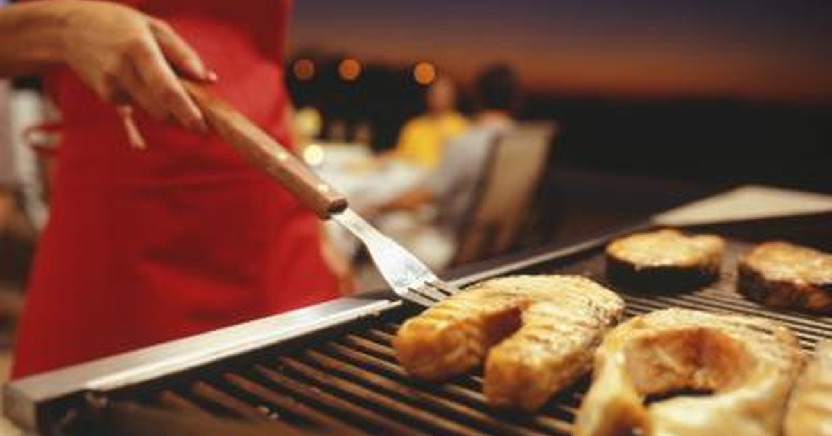 How to cook frozen fish on a grill livestrong com for How to cook fish on the grill