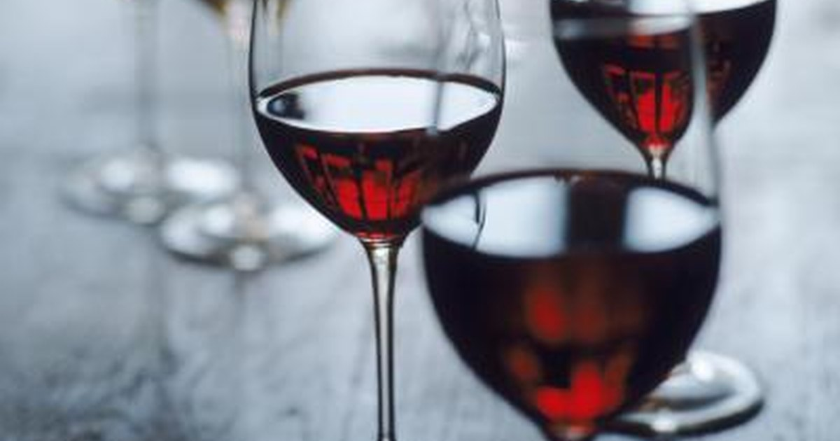 Glass Merlot Calories