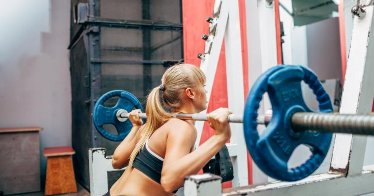 strength-to-weight ratio in powerlifting | livestrong, Muscles