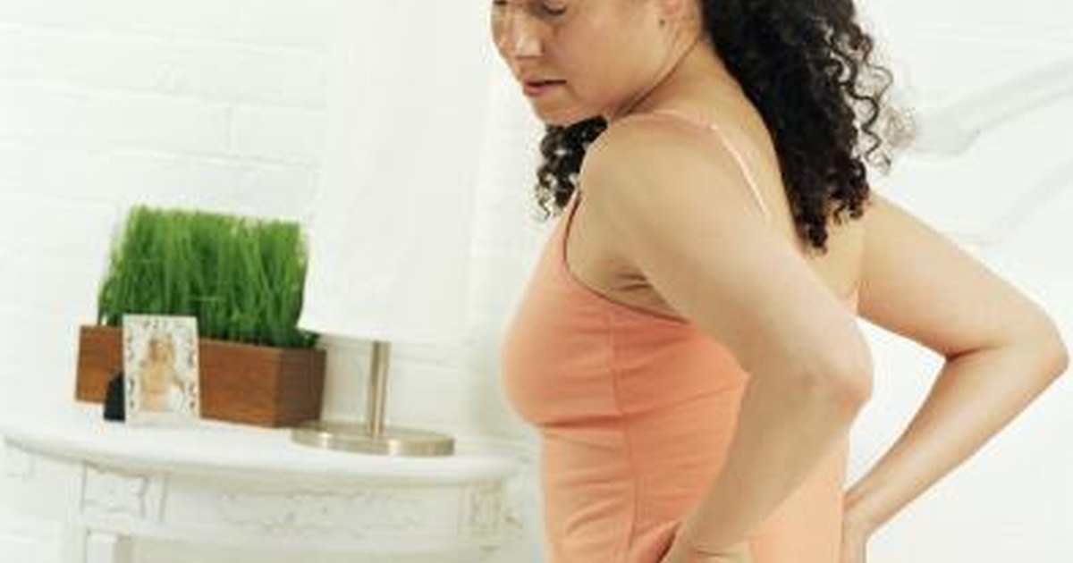 quadratus lumborum muscle strain symptoms livestrongcom