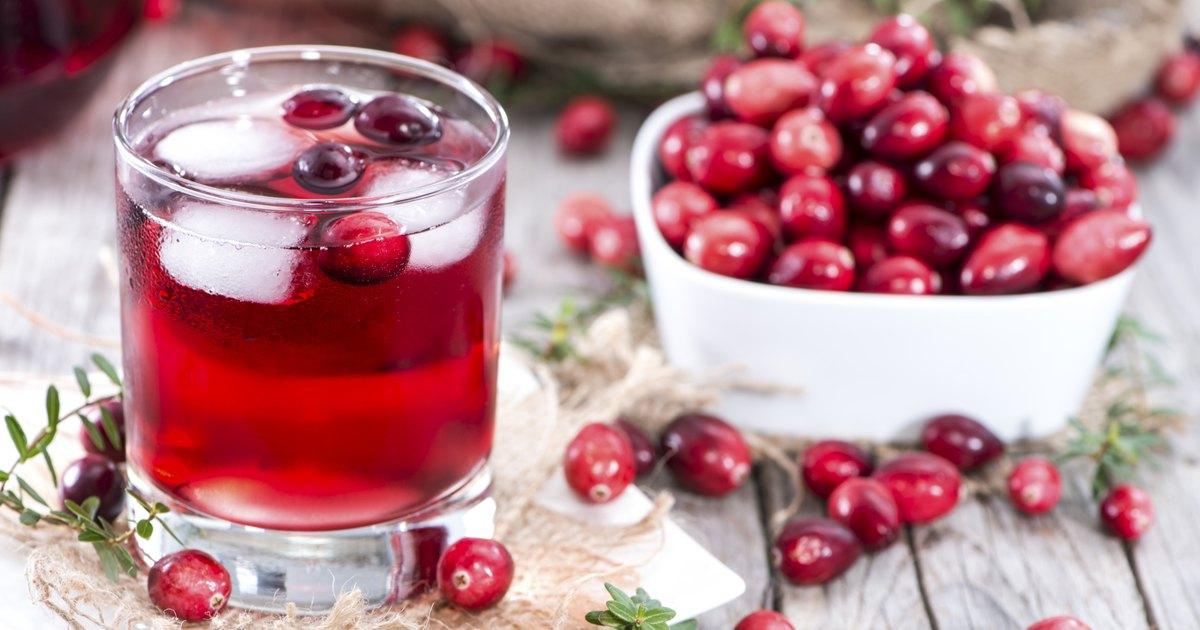 Cranberry Health Benefits: The Power of Antioxidants