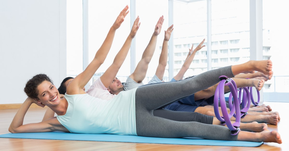 What Is Mat Pilates Livestrong Com