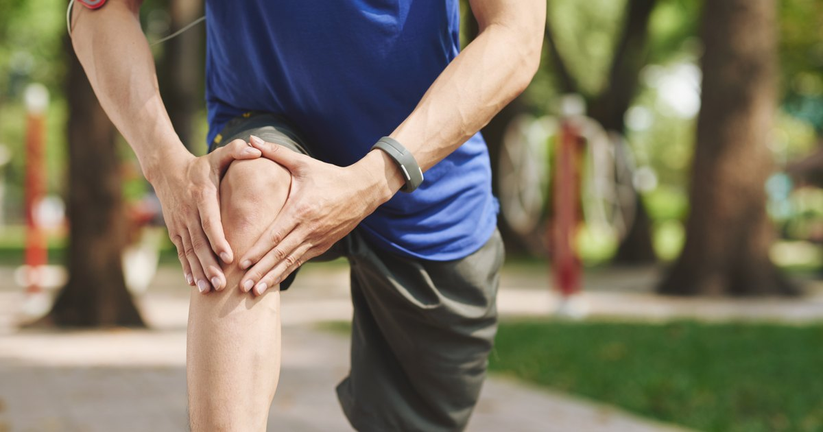 Knee pain on the outside of the knee livestrong com for Exterior knee pain