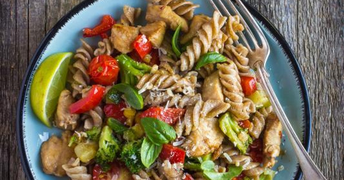 Can You Eat Whole-Wheat Pasta on a Low-Carb Diet ...