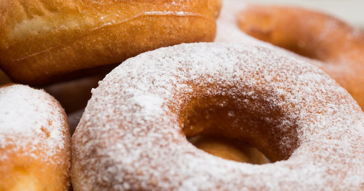 Donut kalorien