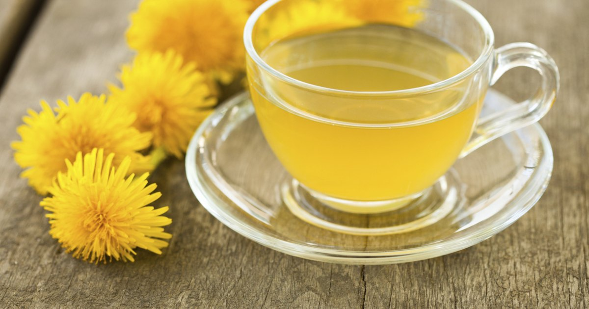 Dandelion Tea for Weight Loss | LIVESTRONG.COM