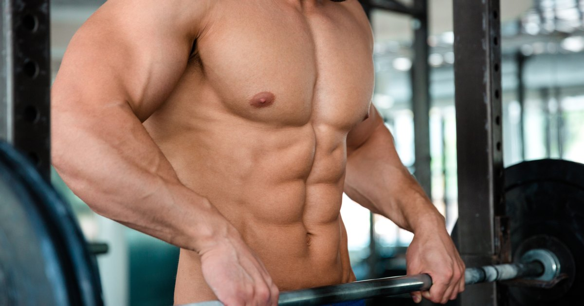 The Advantages of Six-Pack Abs | LIVESTRONG.COM