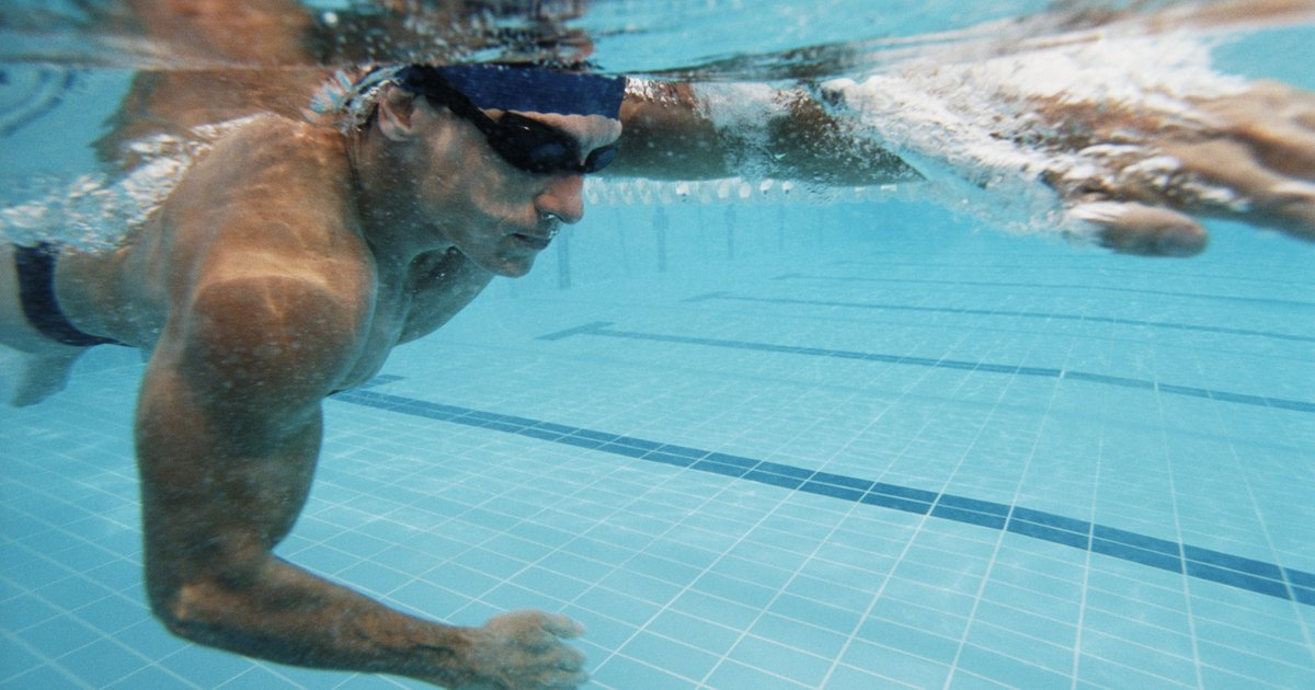 How Many Calories Are Burned While Swimming Livestrong Com