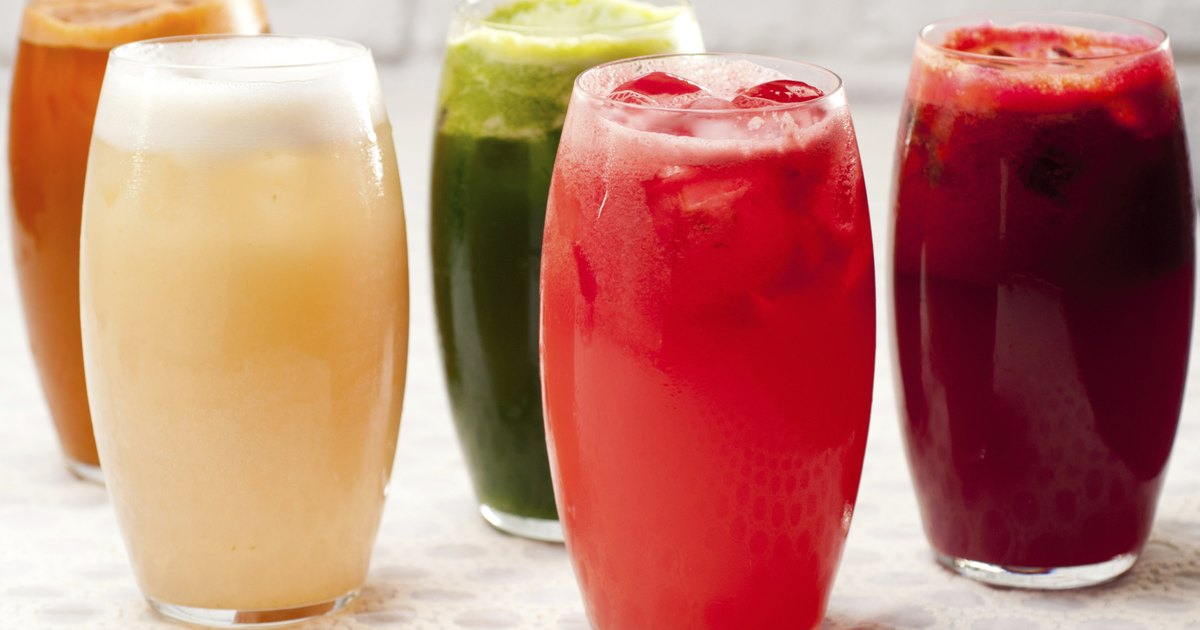 Does Juice Fasting Cause Fat Loss? LIvESTRONG.COM