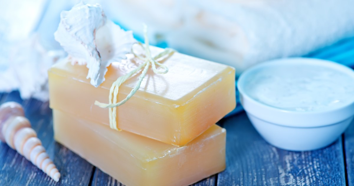 Ingredients in Lever Soap
