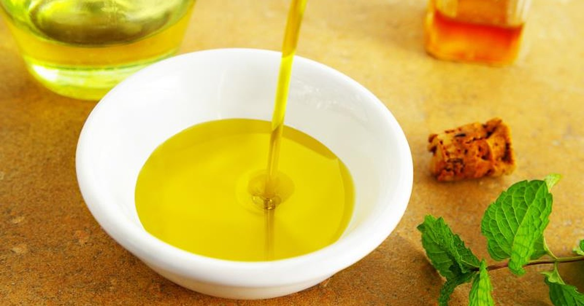 drinking olive oil to lose weight