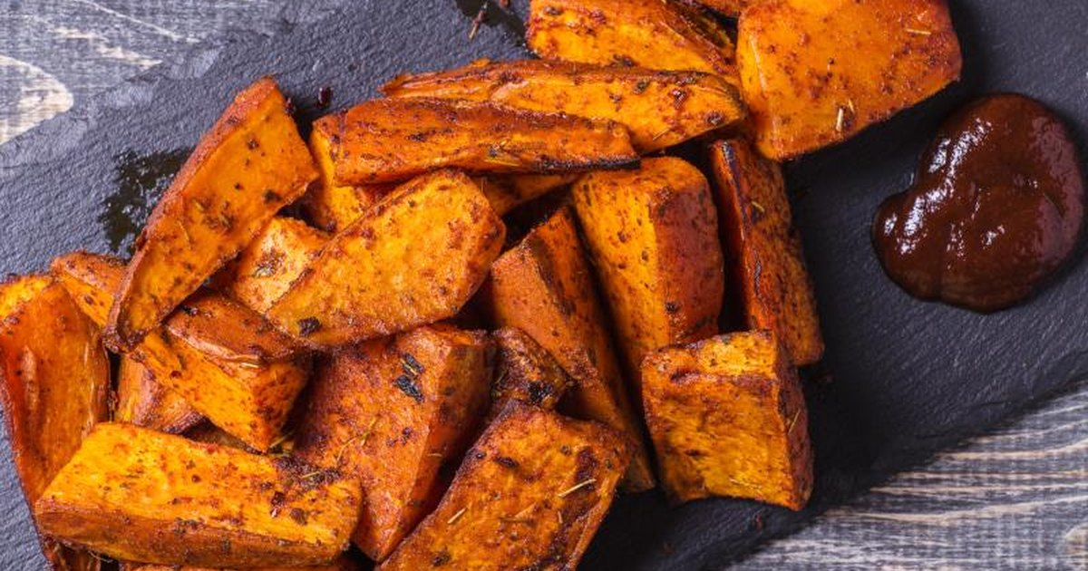 how to prepare and cook sweet potatoes