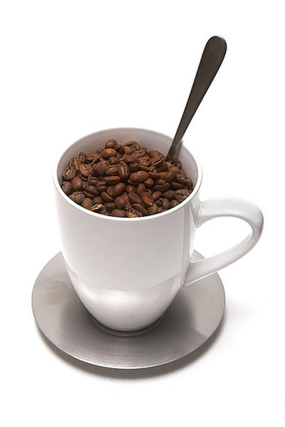 High caffeine intake can cause muscle twitches.