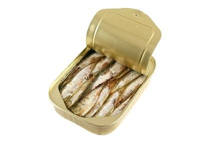 The Nutrients in Canned Sardines