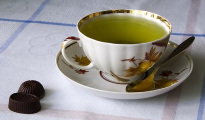Negative Benefits of Green Tea for Dieting