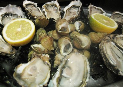 Oysters are rich in zinc, which is essential for immune system health.
