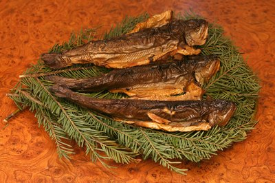 The nutritional values of freshwater fish livestrong com for Fish and gout