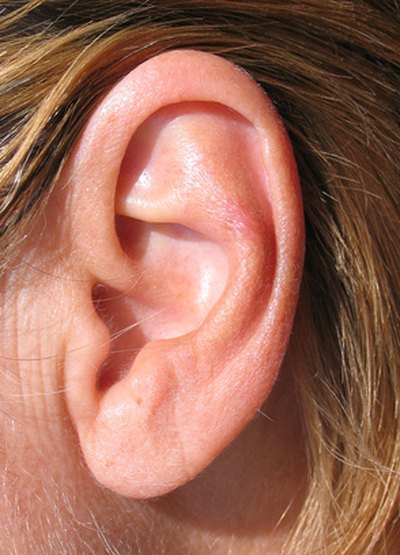 Ear Cartilage Infection Symptoms