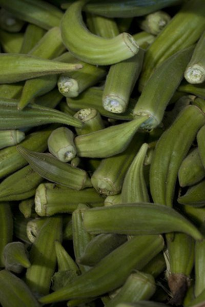 Is Vitamin K in Okra?