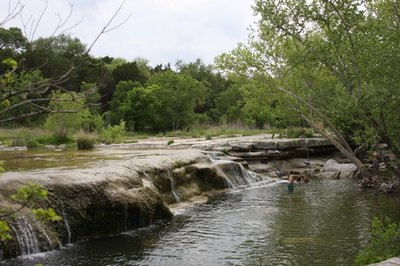 State Parks With Waterfalls in Texas