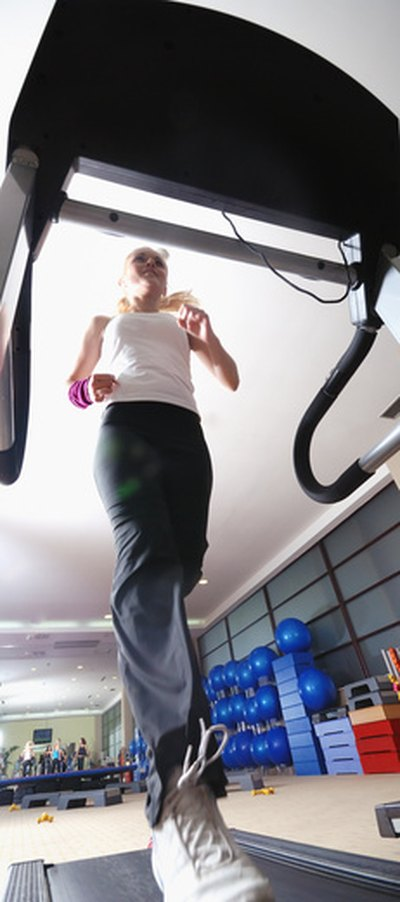 How to Run a Mile on a Treadmill