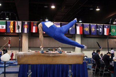 How to Build a Gymnast Body