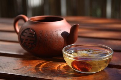 Herbal Tea for Coughing