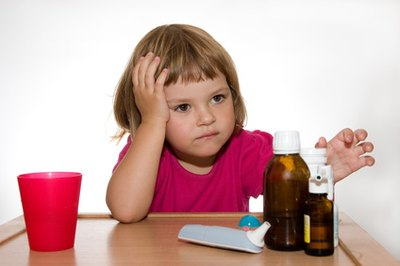 how to get rid of a uti in a child