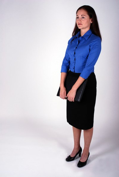 Correct Female Posture