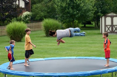 Is Trampolining Good for Weight Loss?