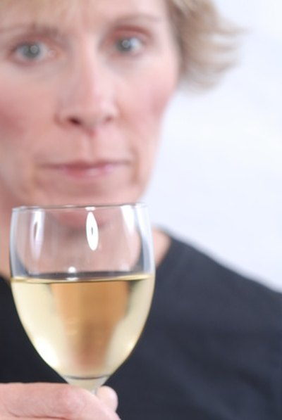 White Wine Nutrition Information