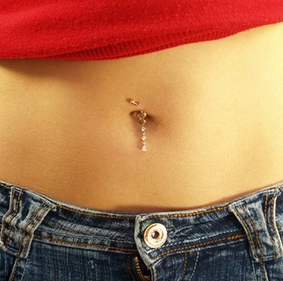 How to Get Rid of Scars From Belly Piercings