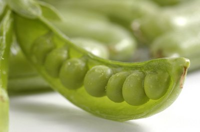 How to Make Homemade Baby Food Peas