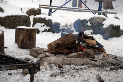 Winter Camping Food Ideas | LIVESTRONG.COM