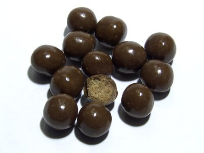 Calories in Whoppers Malted Milk Balls