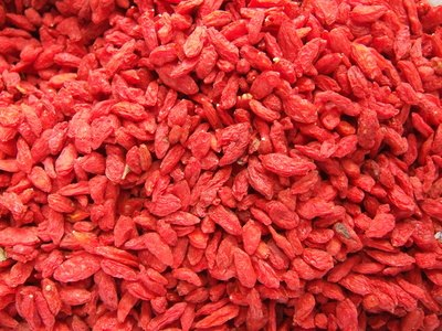 Recommended Daily Dose of Goji Berry