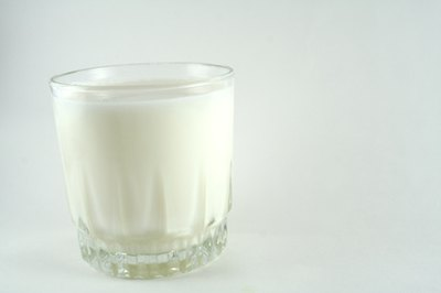 Milk cannot be served with a meal that includes meat.